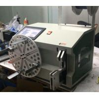 wire coiling and binding machine