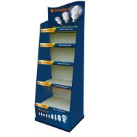 Buy cheap Advertising Retail Floor Display Stands Terminal For Lamb Supermarket product