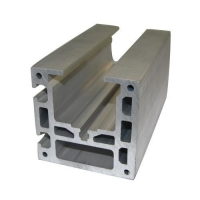 Buy cheap 20mm Thickness Aluminium Industrial Profile For Building Construction product