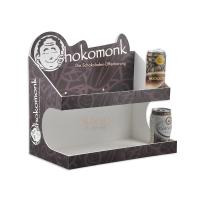 Buy cheap Fashion Food Display Trays More Layer / Acrylic Juice Paper Display Stand product