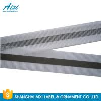 Buy cheap Safety Material Ribbons Hi Vis Reflective Tape For Clothing Thickness 0.15mm ~ 0.3mm product