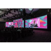 Buy cheap Quick installation Rental Stage LED Screen 4.8mm use for Event Production 3840hz from wholesalers