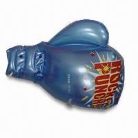 Buy cheap Inflatable Hand, Customized Designs are Welcome, Suitable for Promotional Purposes product