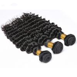 Brazilian virgin hair 4pcs Grade 8A Brazillian Hair Weave Bundles Hair Products Deep Wave Virgin Hair