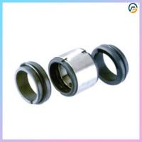Buy cheap Unbalanced Burgmann M74-D Double Mechanical Seals Multi Spring Easy Install product