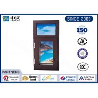 Buy cheap Light Transmission Fire Resistant Windows Strong Temperature Resistant product