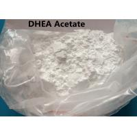 Buy cheap DHEA Acetate 1239-31-2 Muscle Gaining 99% Purity Strong Effect USP Standard product