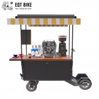Buy cheap EQT Multifunction Scooter Mobile Coffee Cart For Street Business product