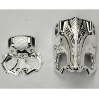 Buy quality Silver Color Funeral Casket Hardware Corner Coffin Accessories at wholesale prices