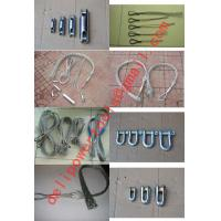 Buy cheap galvanization Cable grip,Fiberglass duct rodder,China cable pulling socks product