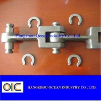 Conveyor Parts Scraper Chain , type P142 , P142V , P142H , P200 chain Manufactures