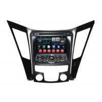 Buy cheap Dual Zone Sonata 2013 HYUNDAI DVD Player with Android 4.1 OS , 1024 x 600px Touch screen product