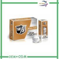 Buy cheap Recycled Handmade Biodegradable Golf Ball Packaging Box For Skin Care Cream product