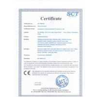 Guangzhou Perfect Inflatable Products Co., Ltd Certifications