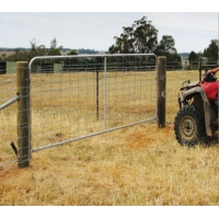 Buy cheap 12ft Mesh Farm Gates from wholesalers