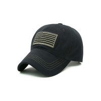 Buy cheap Washed Cotton Fabric Unstructured Six Panel Baseball Cap from wholesalers