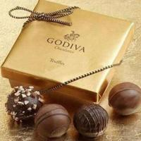 Buy cheap Chocolate Gift Box with Magnet, Measures 25x16x7cm product