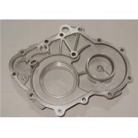 Buy cheap ADC12 Aluminium Die Casting Parts , OEM / ODM Die Casting Auto Parts Cover product