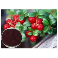 Buy cheap Dark Red Powder Antifungal Plant Extracts PACs From Cranberry Anti Radiation product