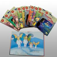 Buy quality Art Paper Custom Hardcover Book Printing A5 / Childrens Book Printing Services at wholesale prices