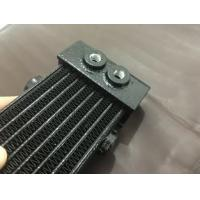 Buy cheap custom auminum multi tube heat exchanger for high performance motorcycle oil heat exchanger product