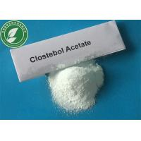 Buy cheap High Pure Raw Steroid Powder Clostebol Acetate Turinabol For Muscle Mass CAS 855-19-6 product