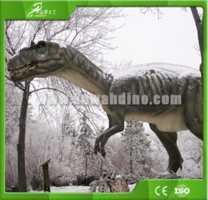 Buy cheap KAWAH Dinosaur Park Attractive Adult Life size Dinosaur For Sale product
