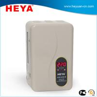 China Voltage Stabilizers 2KVA relay control avr for TV/air conditioner/home appliances with wall hanging on sale