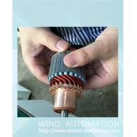 Buy cheap Starter armature commutator spot welding with AC power supply hot stacking welder brazing product