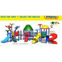 Buy cheap Children Outdoor Playground Slide (OL-03601) product