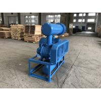 Iron Casting High Pressure Roots Blower Bk7011 5.5KW Pneumatic Conveying Air Cooling