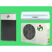 hybrid solar air conditioner Solar Energy System 10000BTU