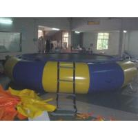 Buy cheap Inflatable Water Trampoline product
