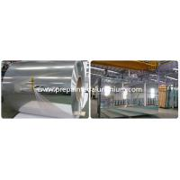 Buy cheap Laminate / Polished Aluminum Mirror Sheet For Diffuser of Fluorescent Lamp product