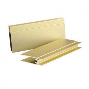 Buy cheap Extrusion Aluminium Construction Profiles For Standard Windows Doors product