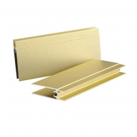 Buy cheap Extrusion Aluminium Construction Profiles For Standard Windows Doors from wholesalers