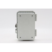 Buy cheap Waterproof Hinged Plastic Enclosures ABS Plastic IP67 Project Box product