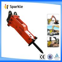 Buy quality SPARKLE small Hydraulic Jack Hammer for Mini Excavators 6-9Ton at wholesale prices