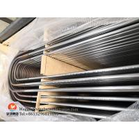 Buy cheap Stainless Steel Welded U Bend Tube,Bright Annealed , ASTM A688 / SA688 TP304, 19 from wholesalers