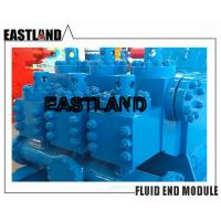 Buy cheap Mission L Shaped 5000 psi Mud Pump Module for Wirth TPK1600 from China product