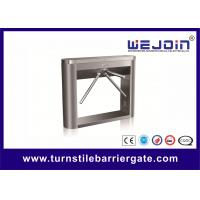 Buy cheap Access Control Tripod Turnstile Gate Semi Automatic Barrier Security Tripod Type from wholesalers