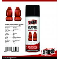 Buy cheap Automotive Fabric Vinyl Custom Spray Paint 10oz Leather Renew Easy Coloring product