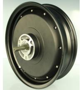 Buy cheap DM-260 5000w high torque brushless hub motor product