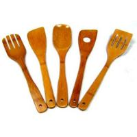 Buy cheap Bamboo Spoon, Fork ,Knife,spatula from wholesalers