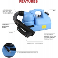 Buy cheap Hot sale electric spray machine mist cold ulv fogger for disinfection product