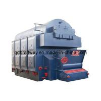 Double Drums Assembled Coal Fired Hot Water Boiler (SZL) Manufactures