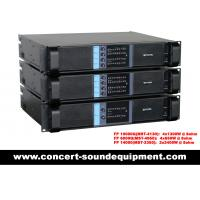 Buy quality 4 Channel Switching Power Amplifier at wholesale prices