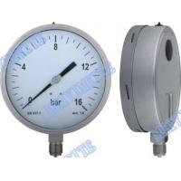Buy cheap 6 Inch stainless steel welding pressure gauge product