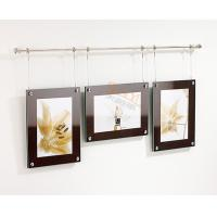 Buy cheap 7mm Acrylic Custom Picture Frames Wall Mounted Hanging For Decoration product