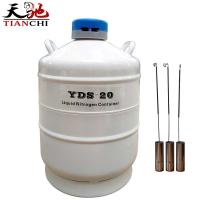 Buy cheap TIANCHI Liquid Nitrogen Container YDS-20-50 Stainless Steel Storage tank Price product